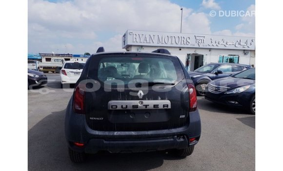 Buy Import Renault Duster Black Car in Import - Dubai in Eua