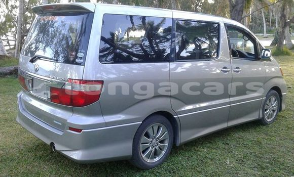 Buy Used Toyota Alphard Other Car in Vaini in Tongatapu