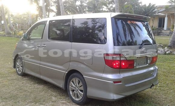 Buy Used Toyota Alphard Other Car in Haveloloto in Tongatapu