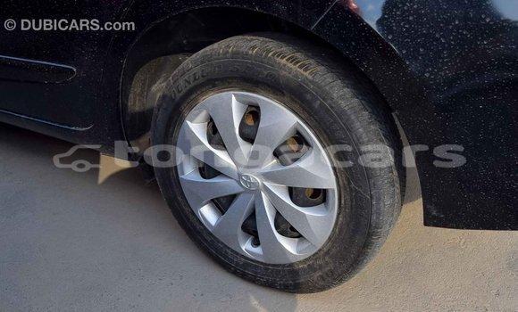 Buy Import Toyota Yaris Black Car in Import - Dubai in Eua