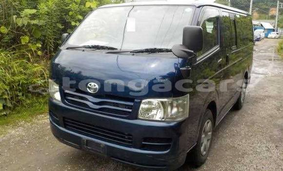 Buy Used Toyota Hiace Other Car in Vaini in Tongatapu