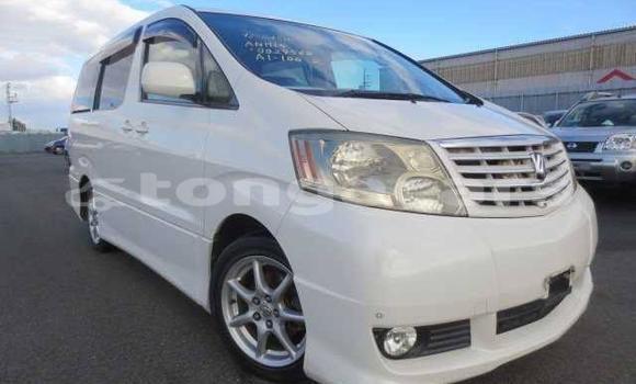 Buy Used Toyota Alphard Other Car in Mu'a in Tongatapu