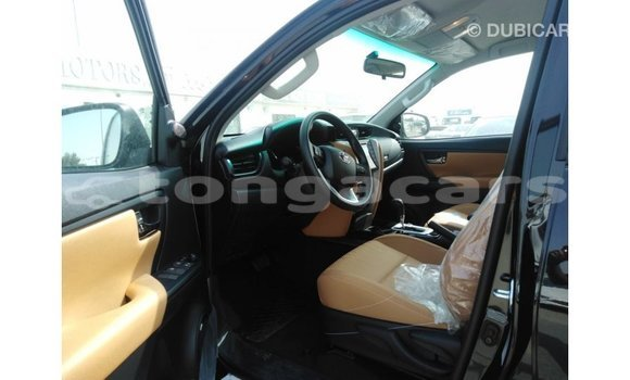 Buy Import Toyota Fortuner Black Car in Import - Dubai in Eua