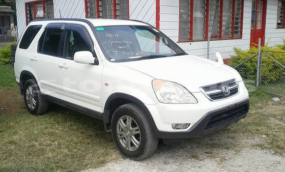 Buy Used Honda CRV Other Car in Neiafu in Vava'u