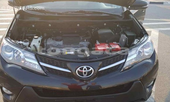 Buy Import Toyota RAV 4 Black Car in Import - Dubai in Eua