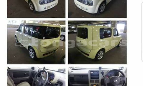 Buy Used Nissan Cube Other Car in Mu'a in Tongatapu