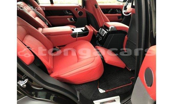 Buy Import Land Rover Range Rover Black Car in Import - Dubai in Eua