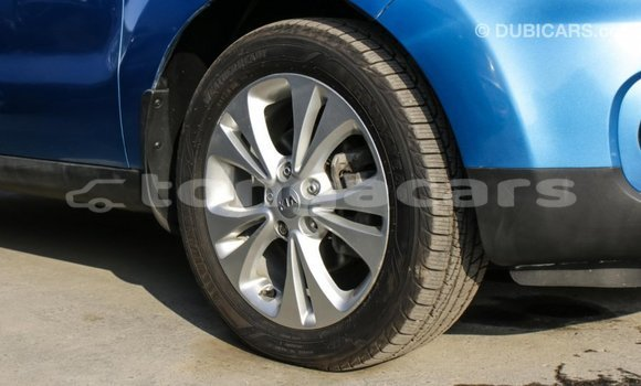 Buy Import Kia Soul Blue Car in Import - Dubai in Eua