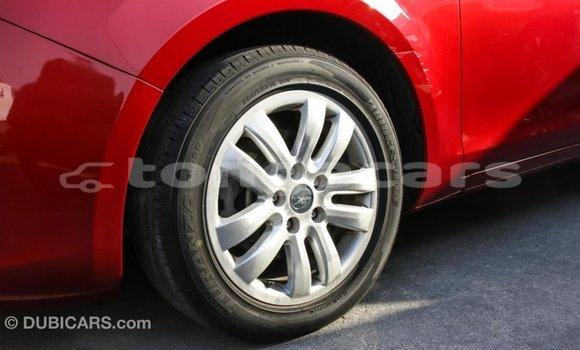 Buy Import JAC J3 (Tongyue,Tojoy) Red Car in Import - Dubai in Eua