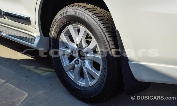 Buy Import Toyota Land Cruiser White Car in Import - Dubai in Eua
