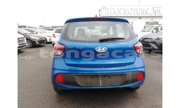Buy Import Hyundai i10 Blue Car in Import - Dubai in Eua