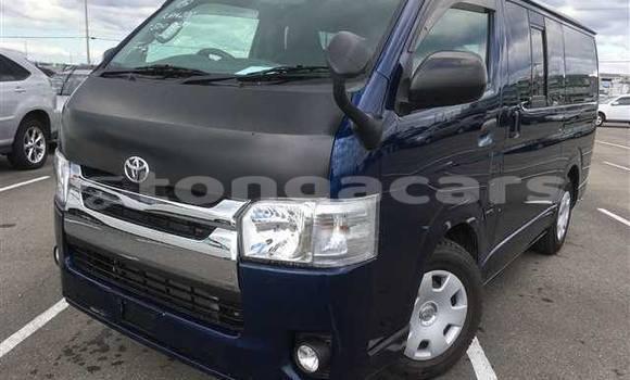 Buy Used Toyota Hiace Other Car in Nuku'alofa in Tongatapu