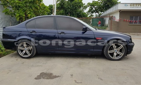 Buy Used BMW 3Series Blue Car in Nuku'alofa in Tongatapu