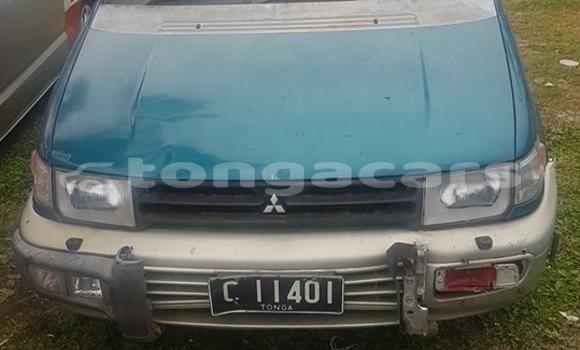 Buy Used Toyota MarkX Green Car in Nuku'alofa in Tongatapu