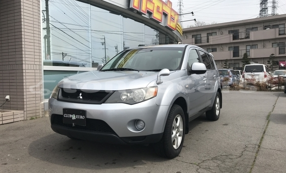 Buy Used Mitsubishi Outlander Silver Car in Fotua in Ha'apai