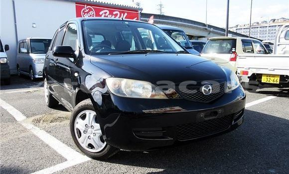 Buy Used Mazda Demio Black Car in Fotua in Ha'apai