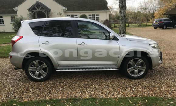 Buy Used Toyota RAV 4 Silver Car in Muitoa in Ha'apai