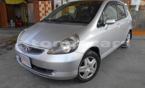 Buy Used Honda Fit Silver Car in Fua'amotu in Tongatapu