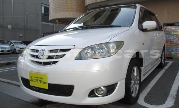 Buy Used Mazda MPV White Car in Haveloloto in Tongatapu