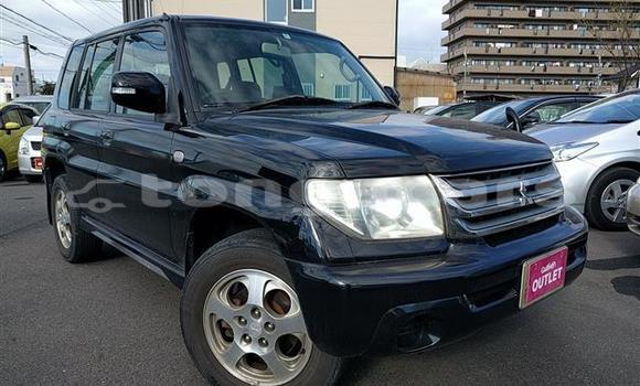 Buy Used Mitsubishi Pajero iO Black Car in Fotua in Ha'apai