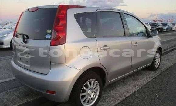 Buy Import Nissan Note Silver Car in Hihifo in Niuas